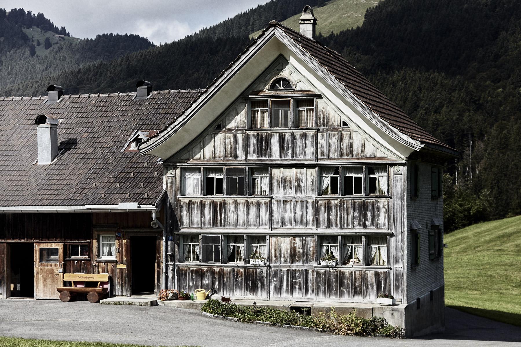 Appenzell Bauernhaus