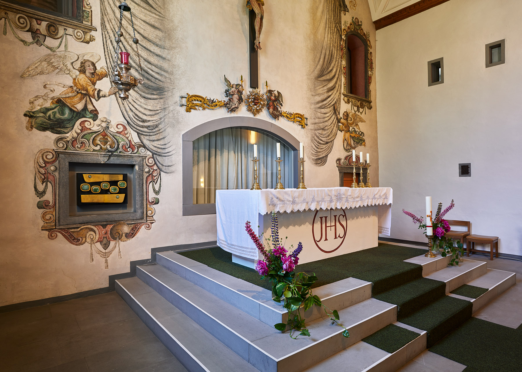 Kloster Maria der Engel Appenzell